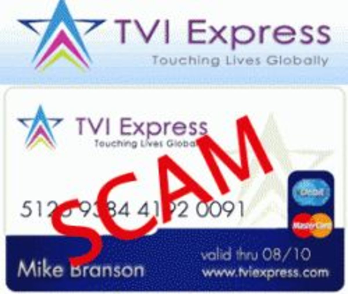 "TVIExpress.com Scam: ""Warren Buffett owns TVI Express"" and 6 other Lies it and its Members are Telling"