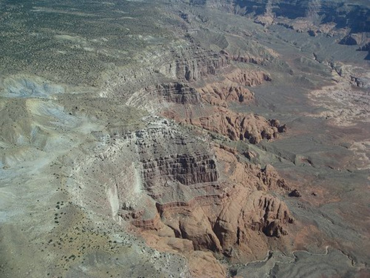 Kaiparowits Plateau, Utah