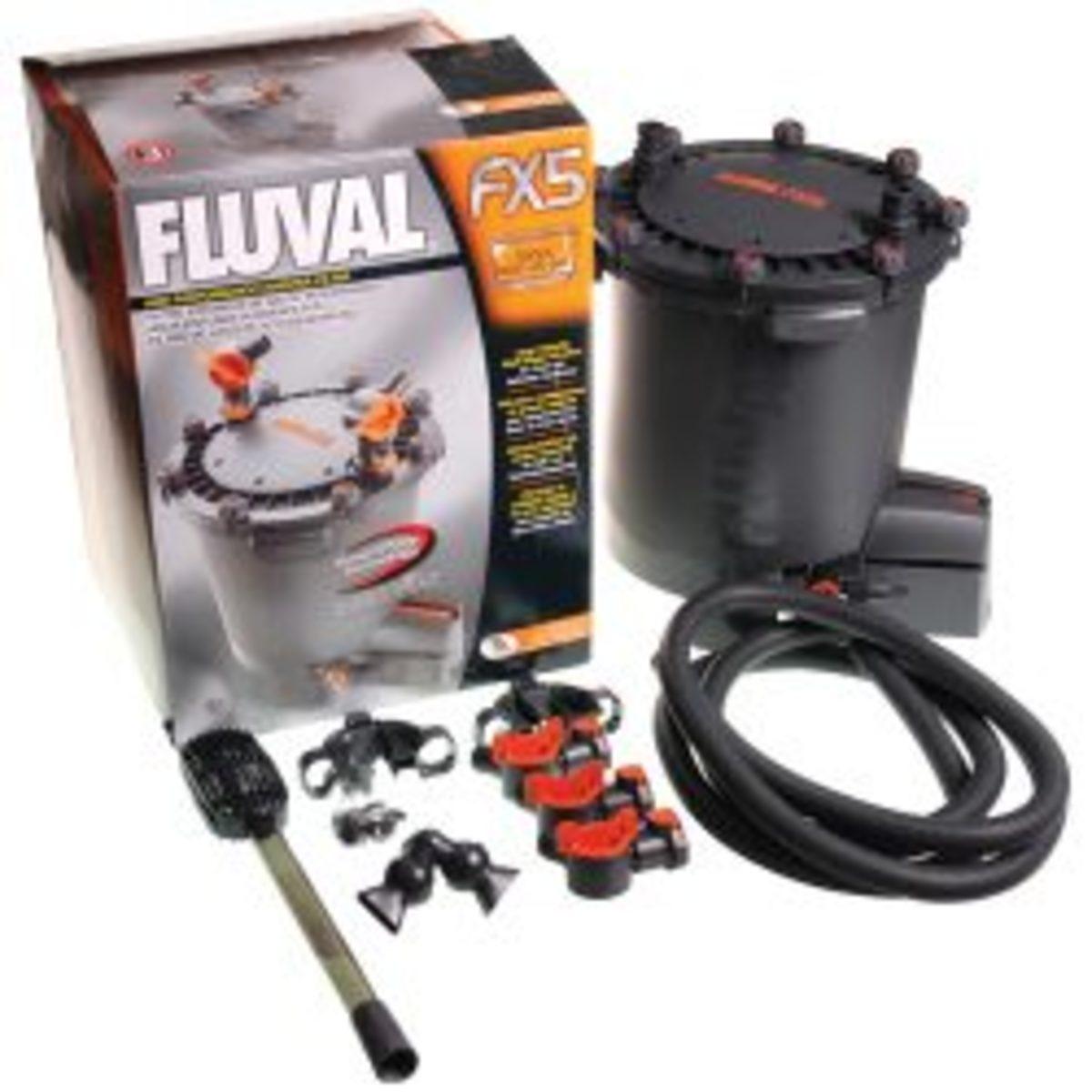 Fluval FX5 Filter System