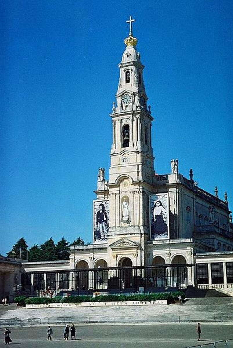 The Basilica at Fatima