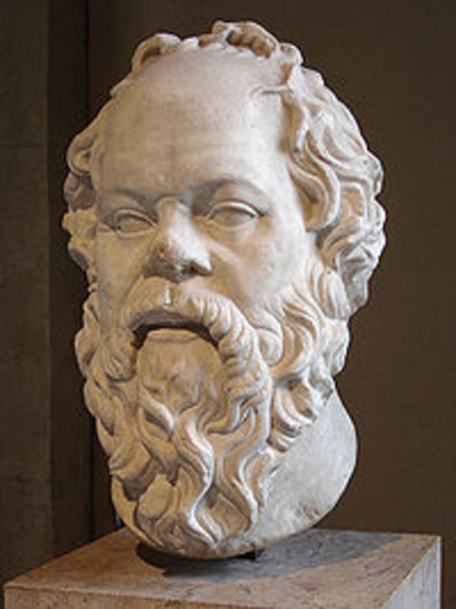 """The only real wisdom is knowing you know nothing"" Socrates"
