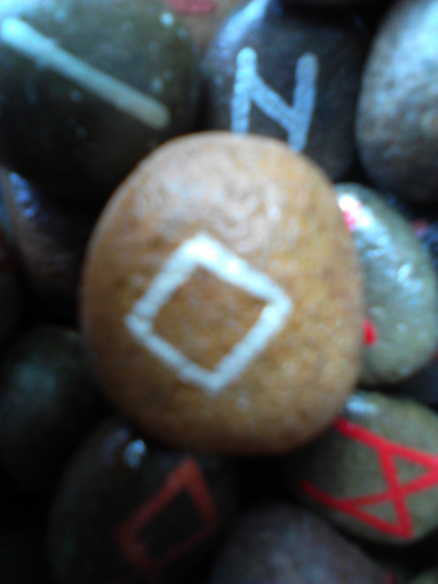 INGUZ Rune