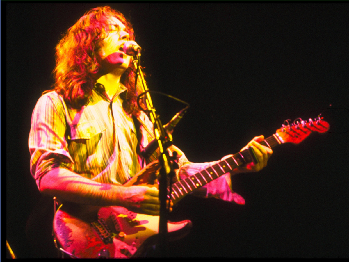 Greatest Blues Guitarists - Rory Gallagher: from Sinner Boy to Shinkicker