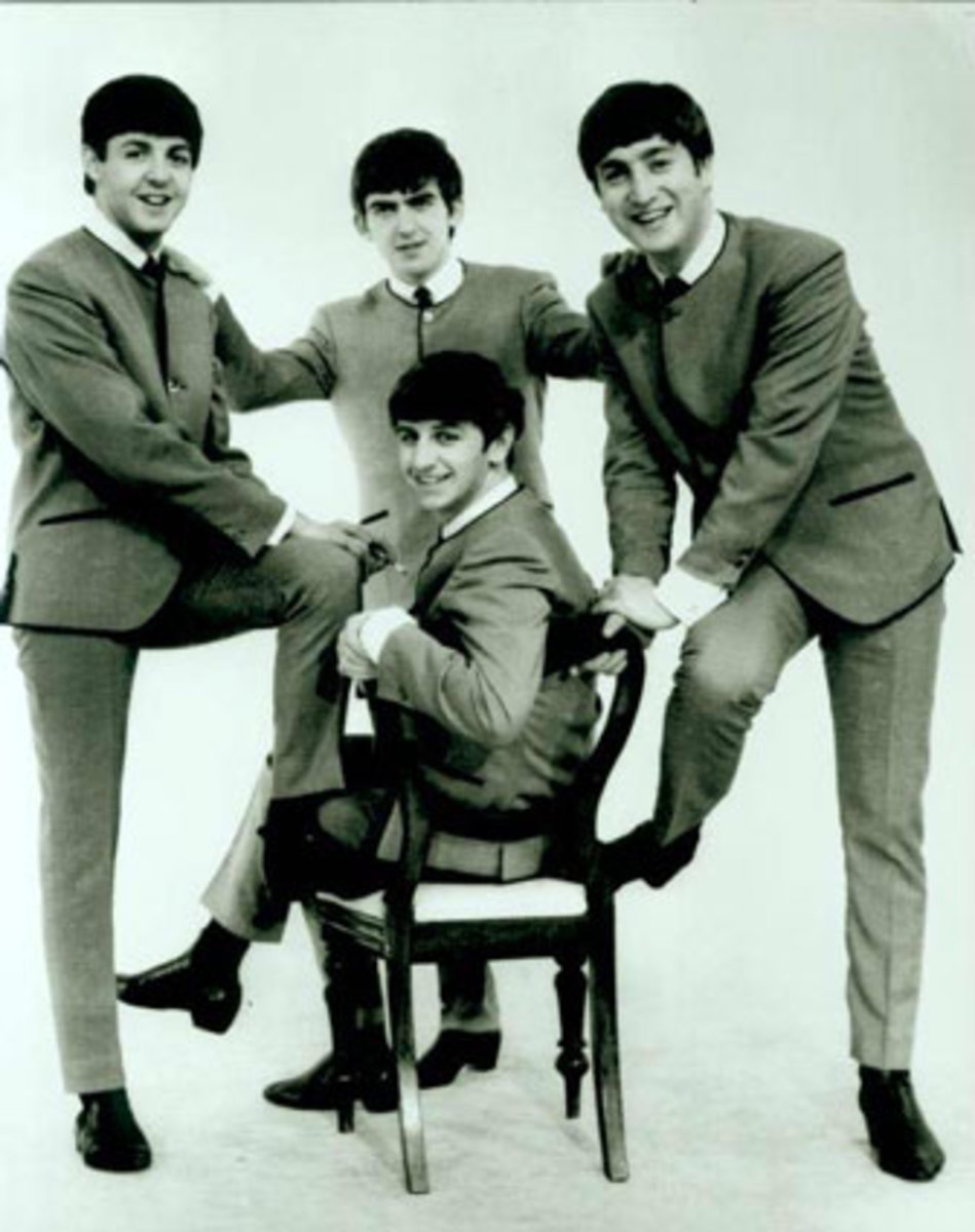 The Fab Four, 1962