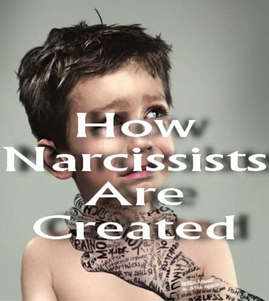How Narcissists Are Created