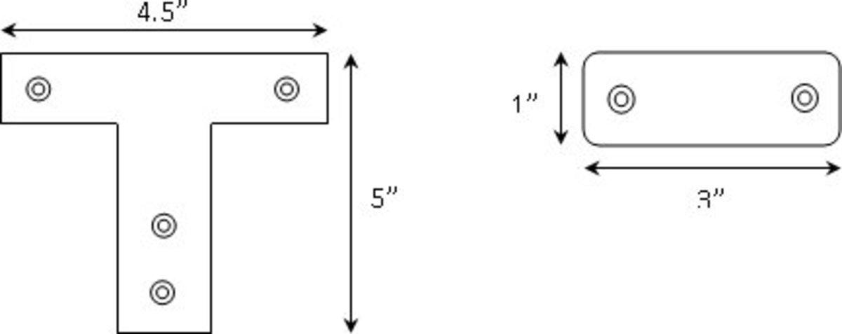 Figure 1: Leather Tab Patterns