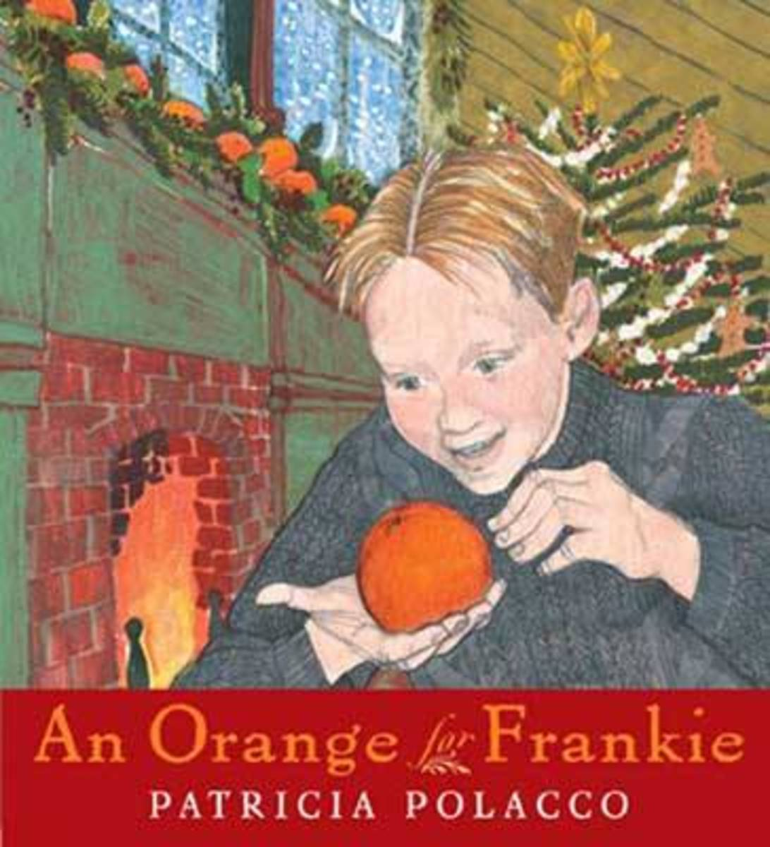 An Orange for Frankie by Patricia Polacco Children's Book Review