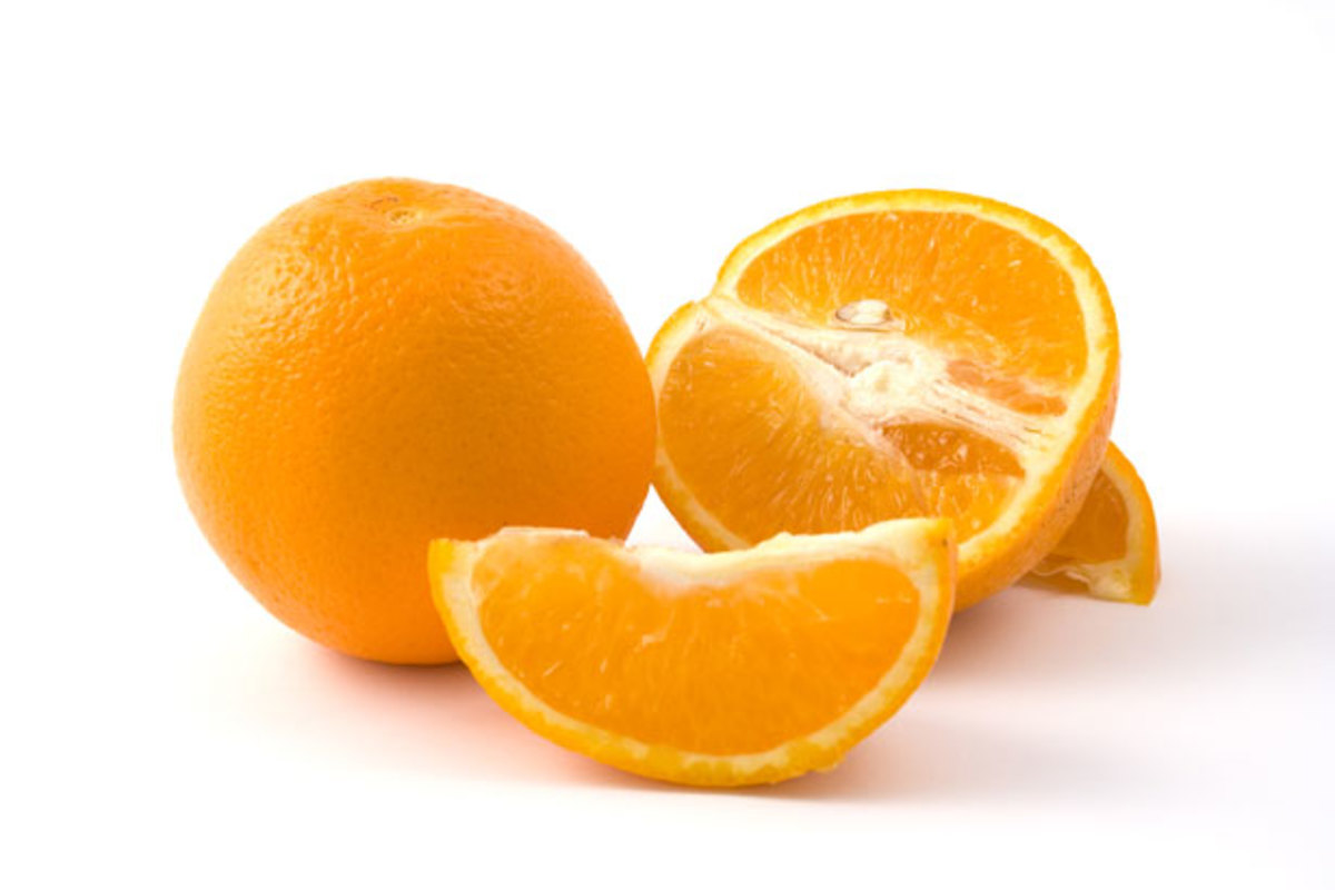 Sweet, juicy oranges were a luxury in early 20th century Michigan.