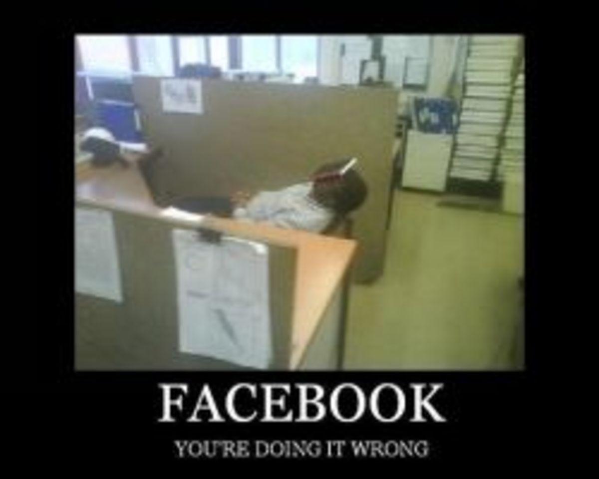 My Favorite Facebook Status Updates