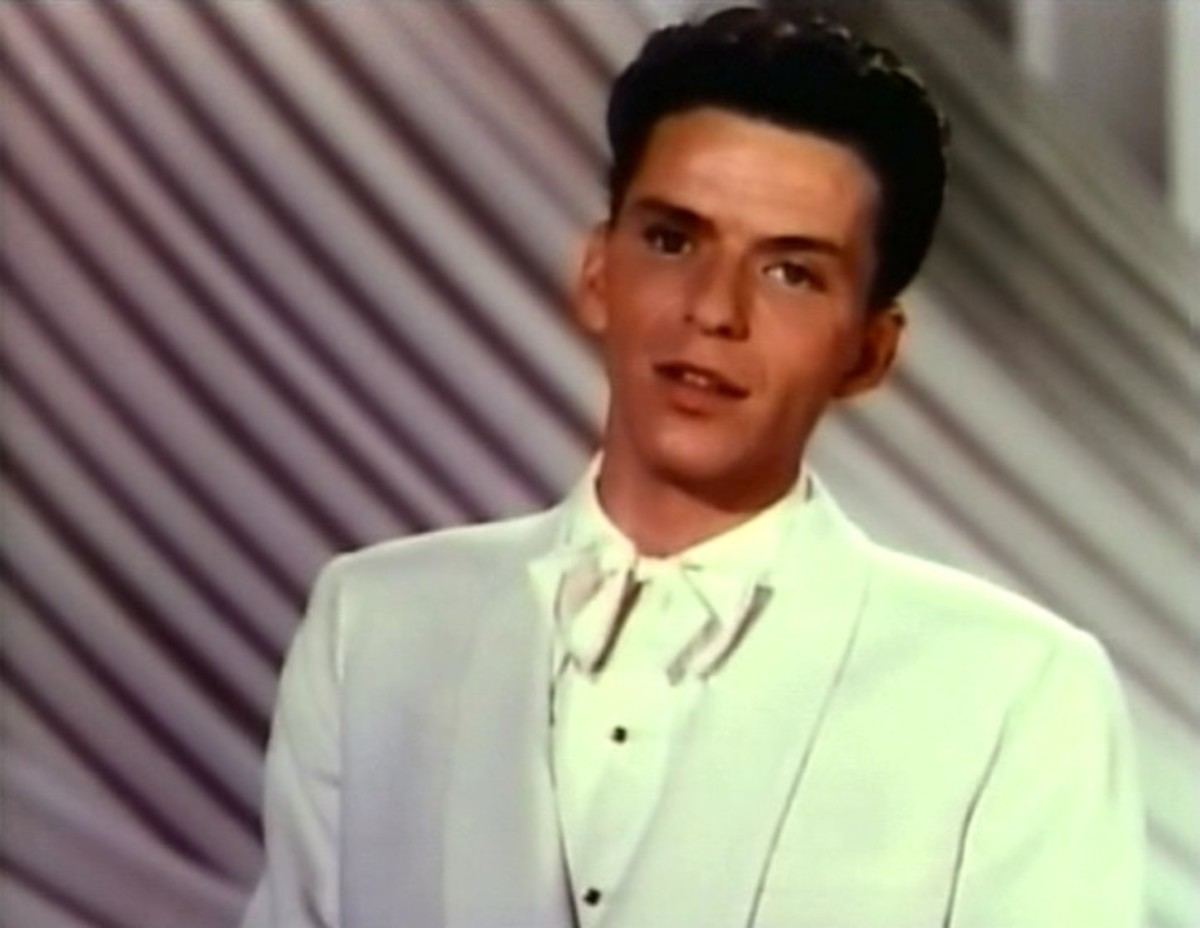 """In the movie """"Till the Clouds Roll By."""" Sinatra's rendition of """"Old Man River"""" is said to have been the greatest."""