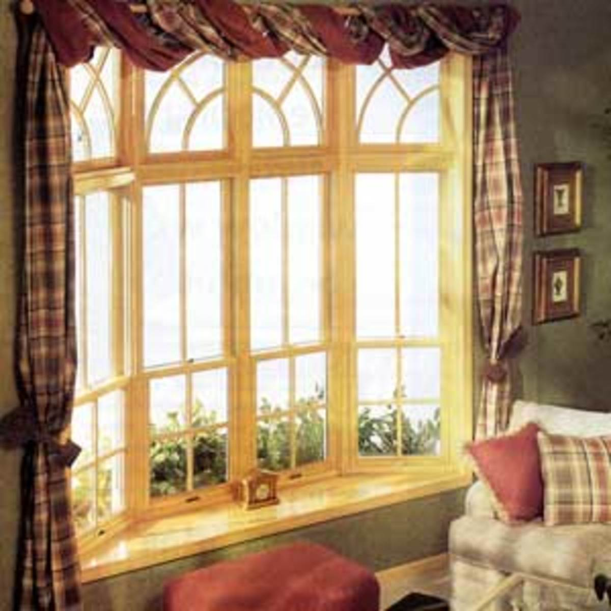 Home Improvement With Bay Windows Home Design
