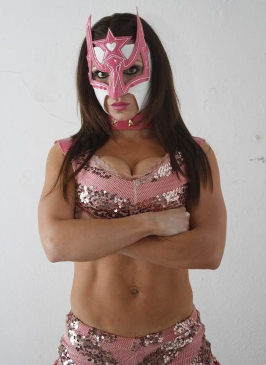 the women of lucha libre mexicana hubpages