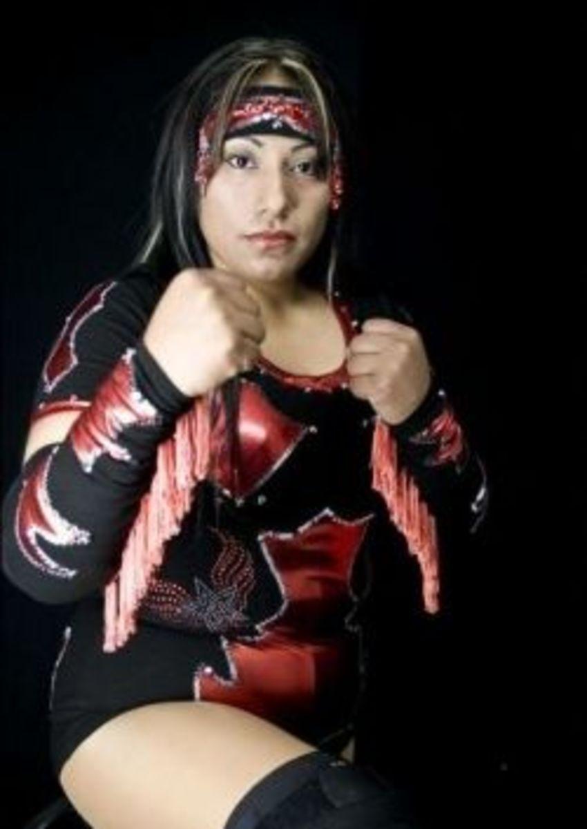Mary Apache (Mari Apache)