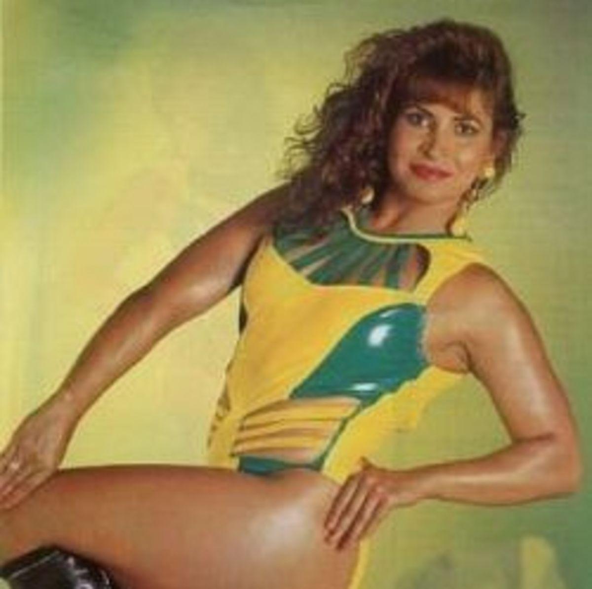 Luchadora Lola González