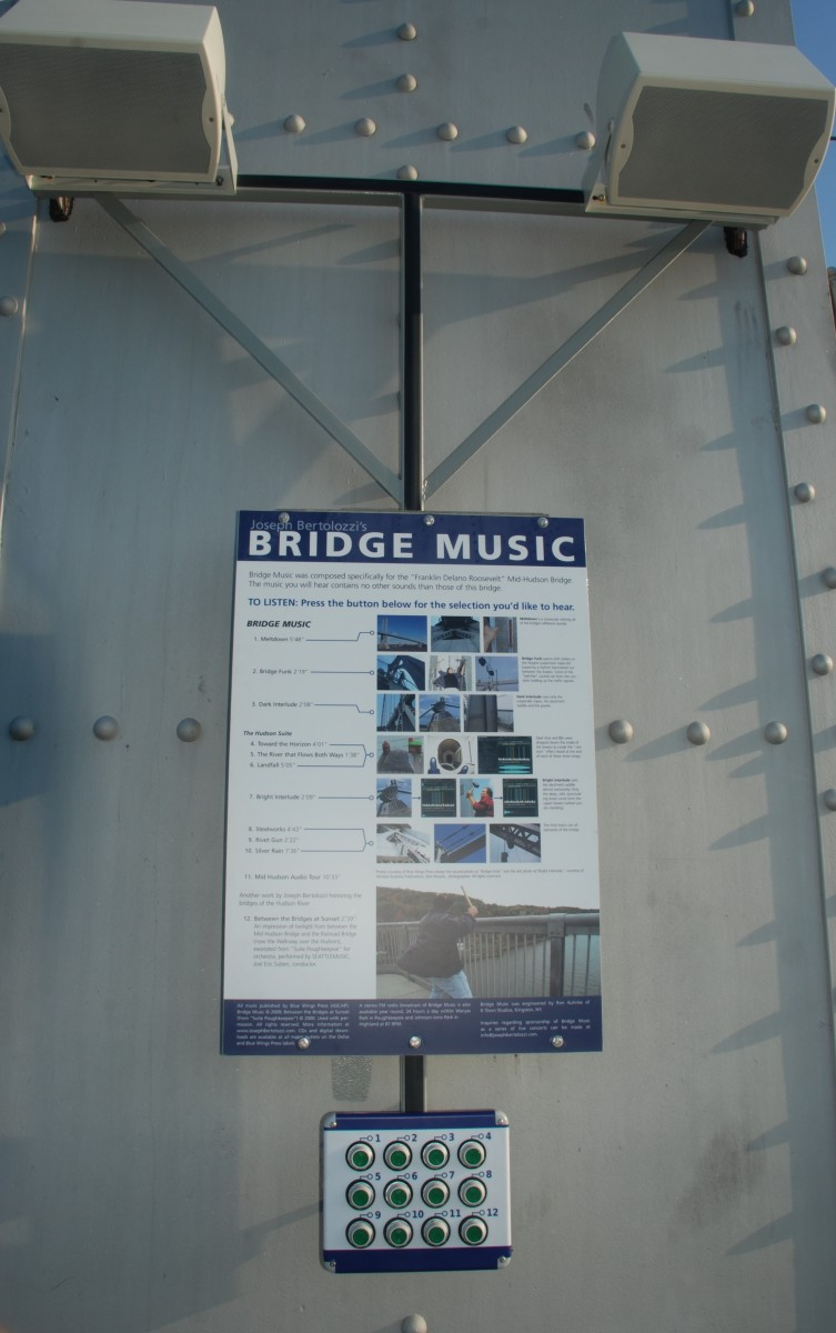 A close up of one of the Bridge Music Listening Stations.