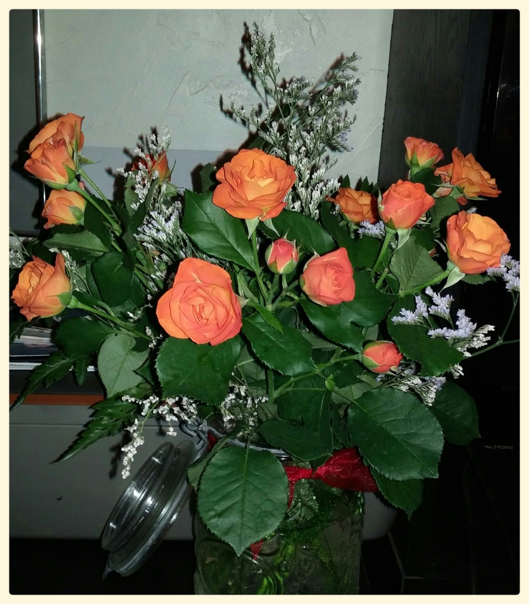 True friendship is like the rose.  It radiates beauty in each of its own seasons.