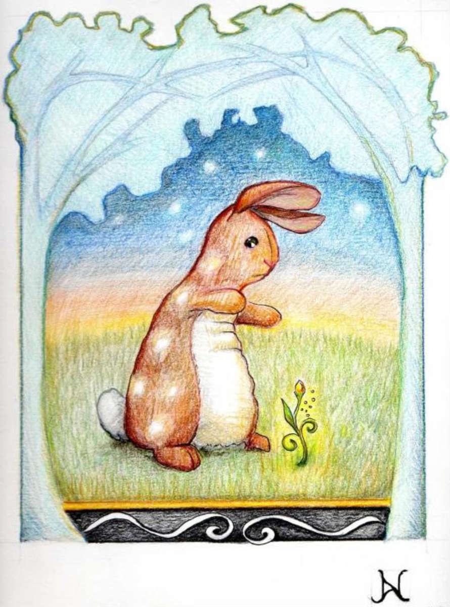 Have you read the Velveteen Rabbit?
