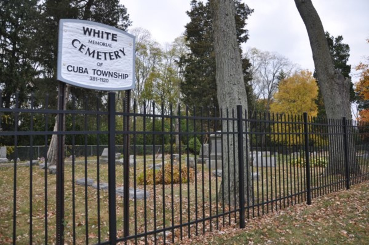 White Cemetery: Barrington, IL
