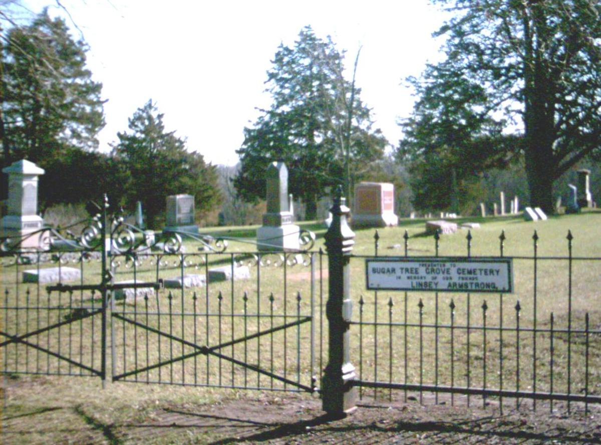 Sugar Tree Grove Cemetery