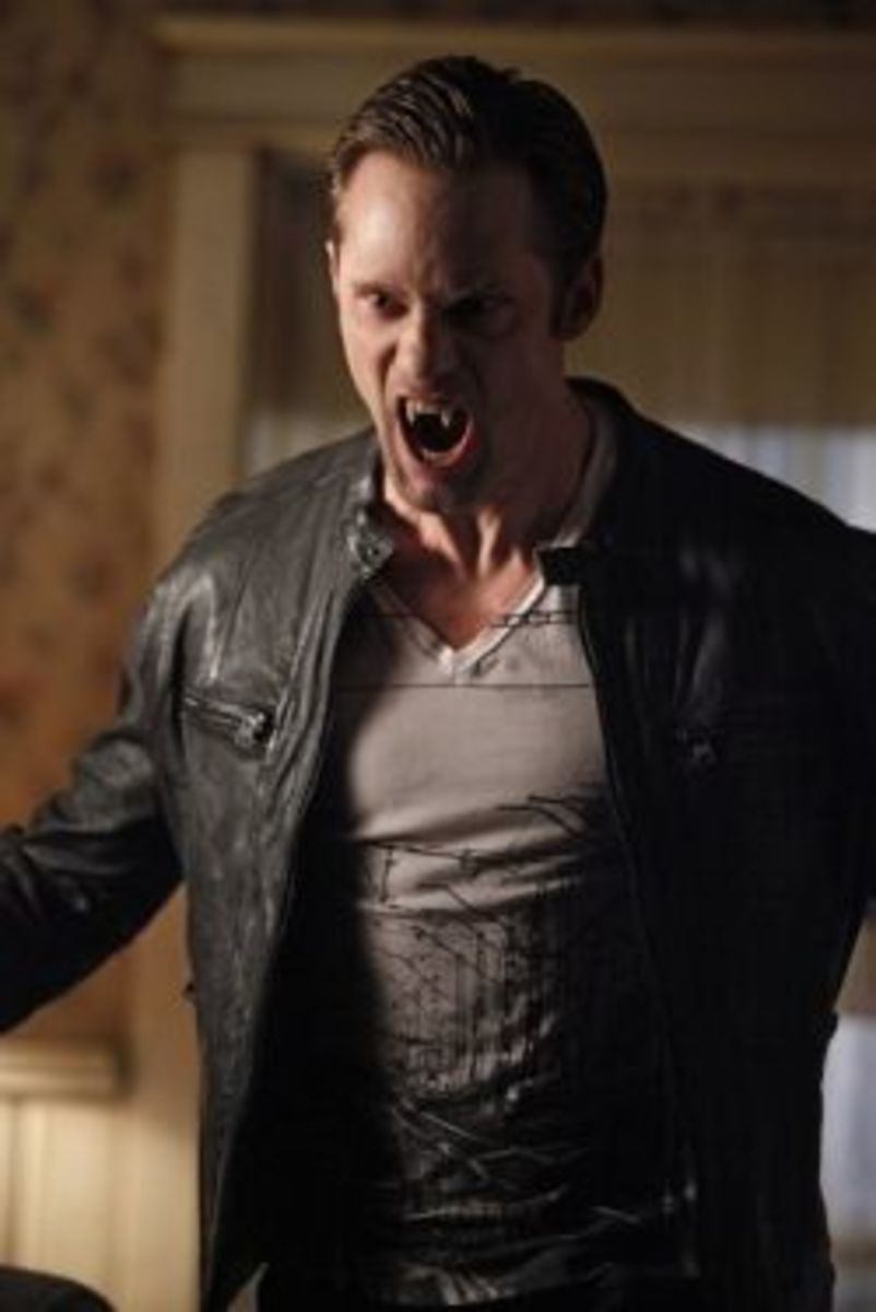 Eric Northman Does Bad Things
