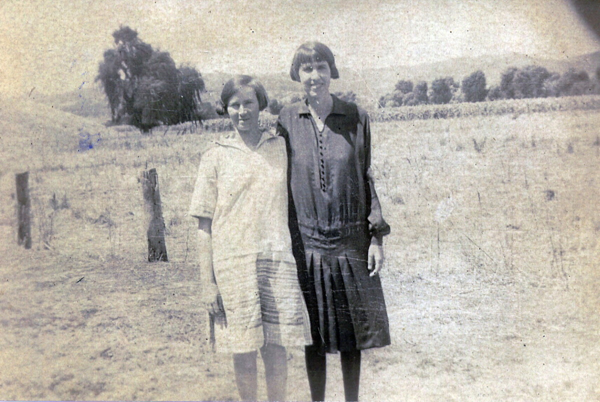 Mag and Julia Twomey