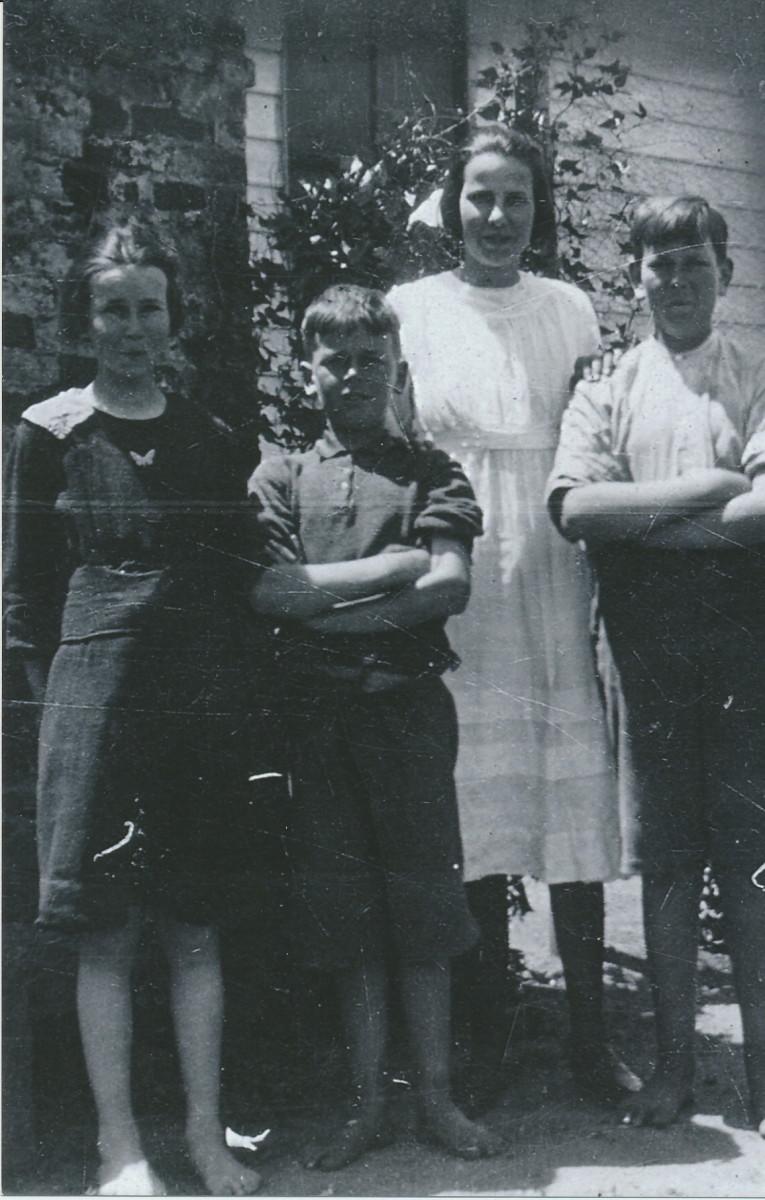 Mag, Dan, Julia and Tim Twomey