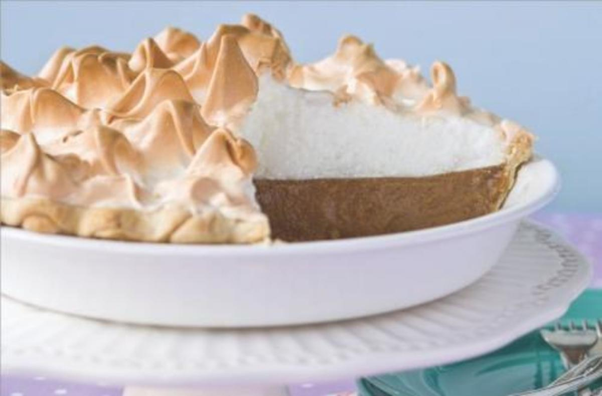 There's almost nothing better than the rich, caramel notes of a homemade Butterscotch Pie. I rank it right along side chocolate for sheer sinful bliss.