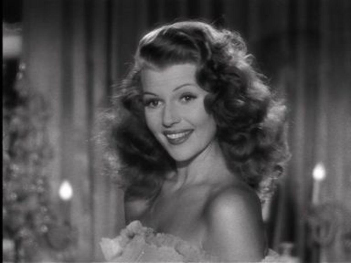 1940's-Rita hayworth