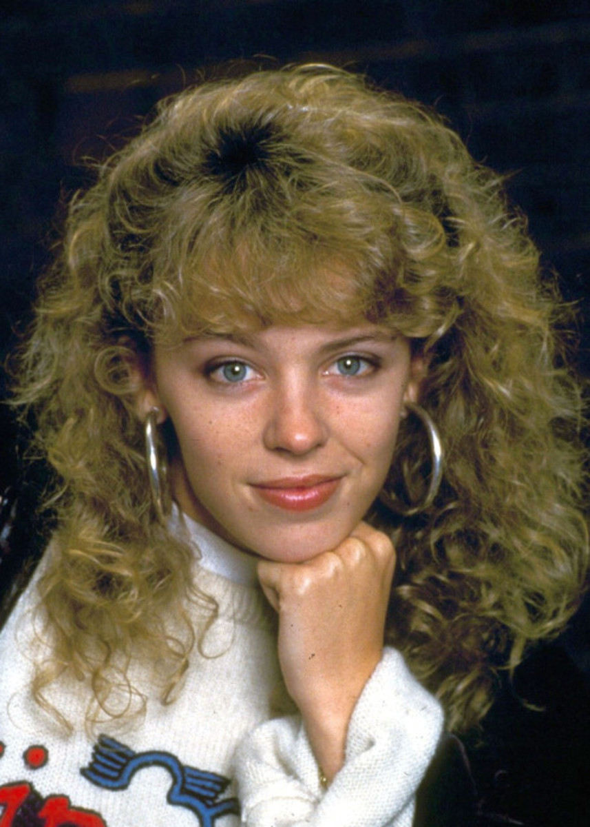 1980's-Kylie Minogue