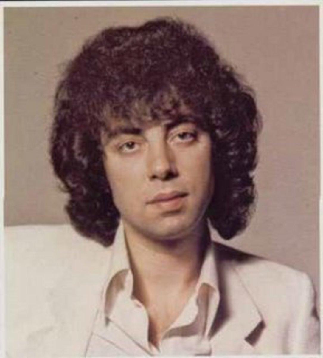 1970's-10CC's Graham Gould...definitely a man-perm