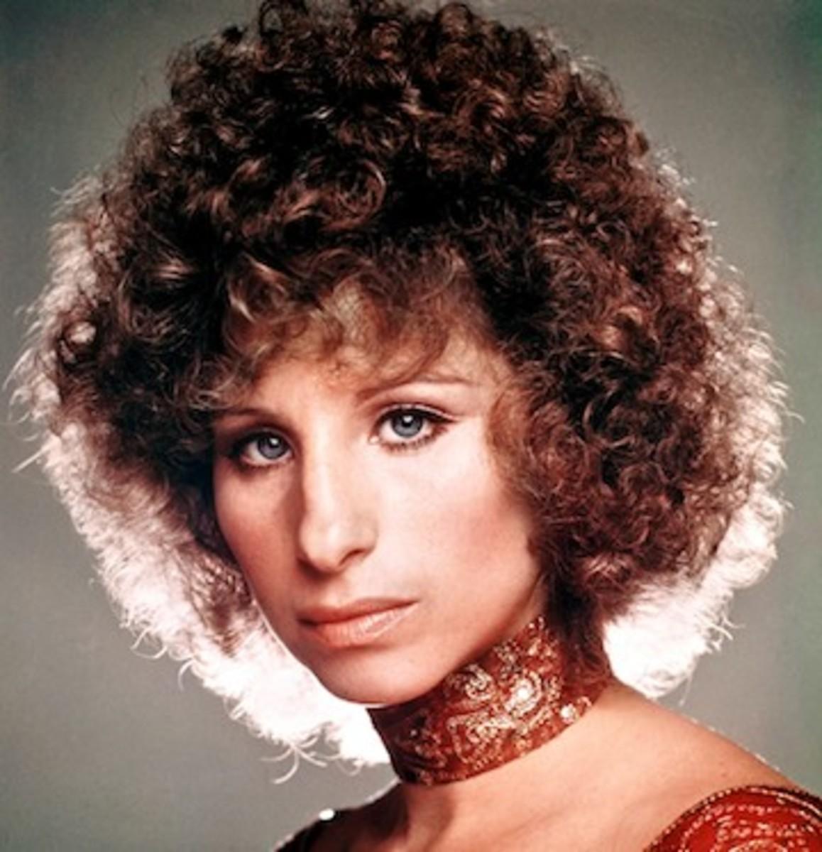 More 1970's-Barbara Streisand