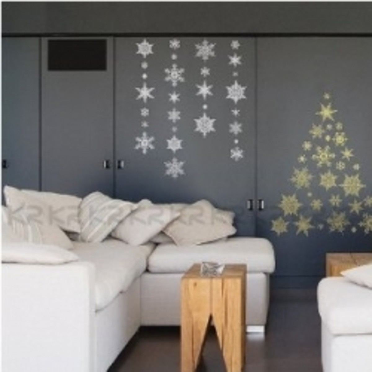 Top Christmas Wall Stickers