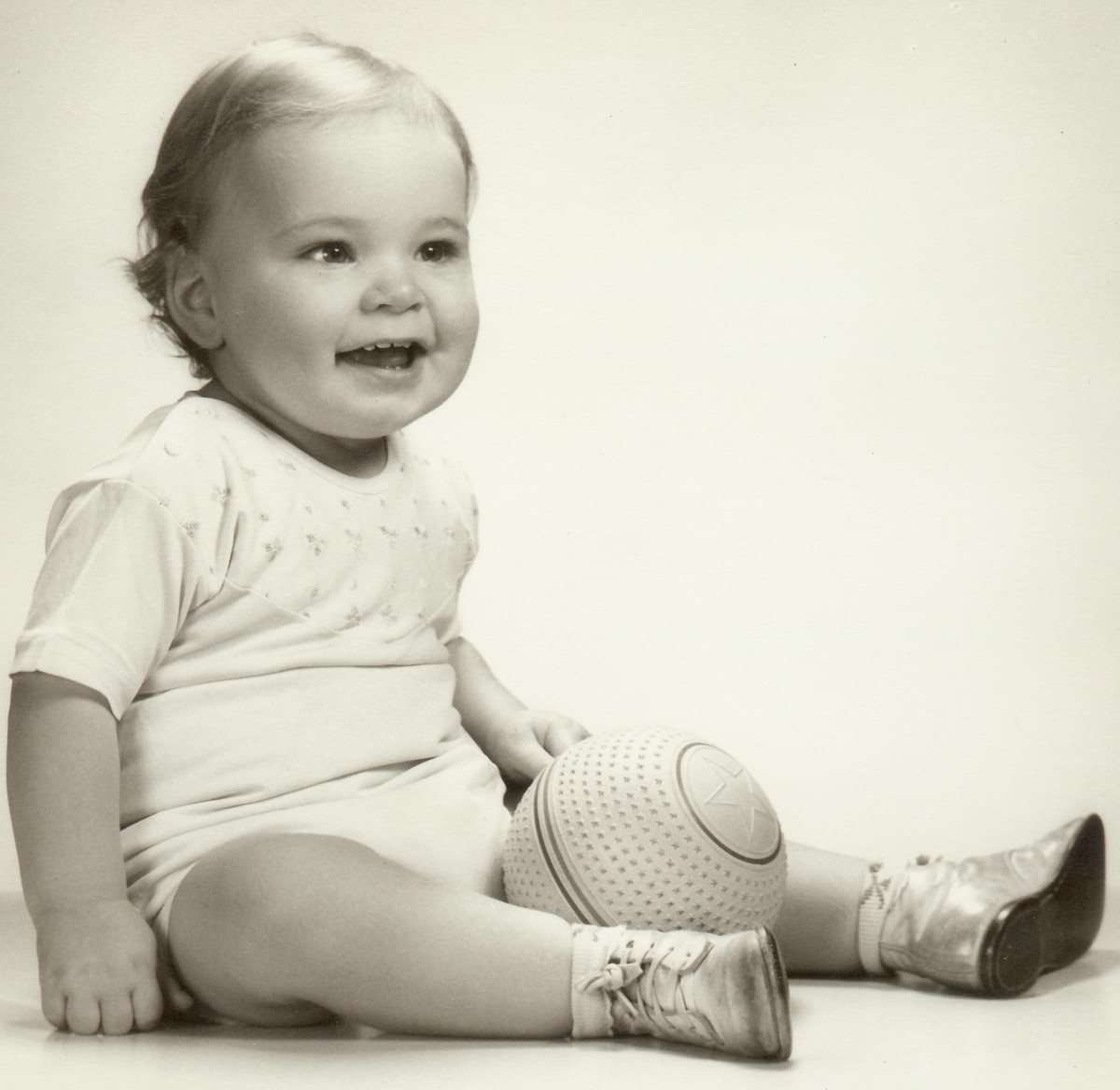 My youngest brother Jimmy as he was called back then.