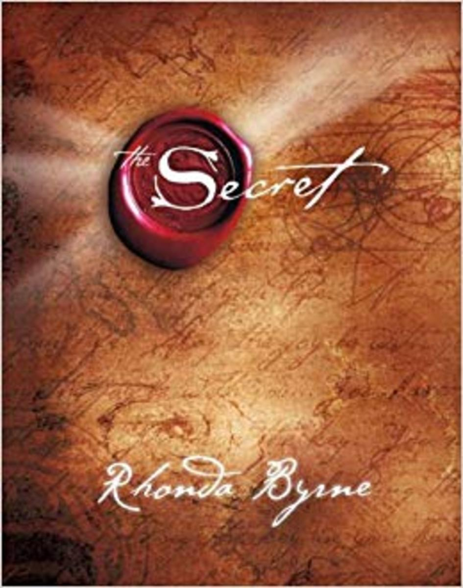 The Secret to the Law of Attraction - the Original Rhonda Byrne Creation