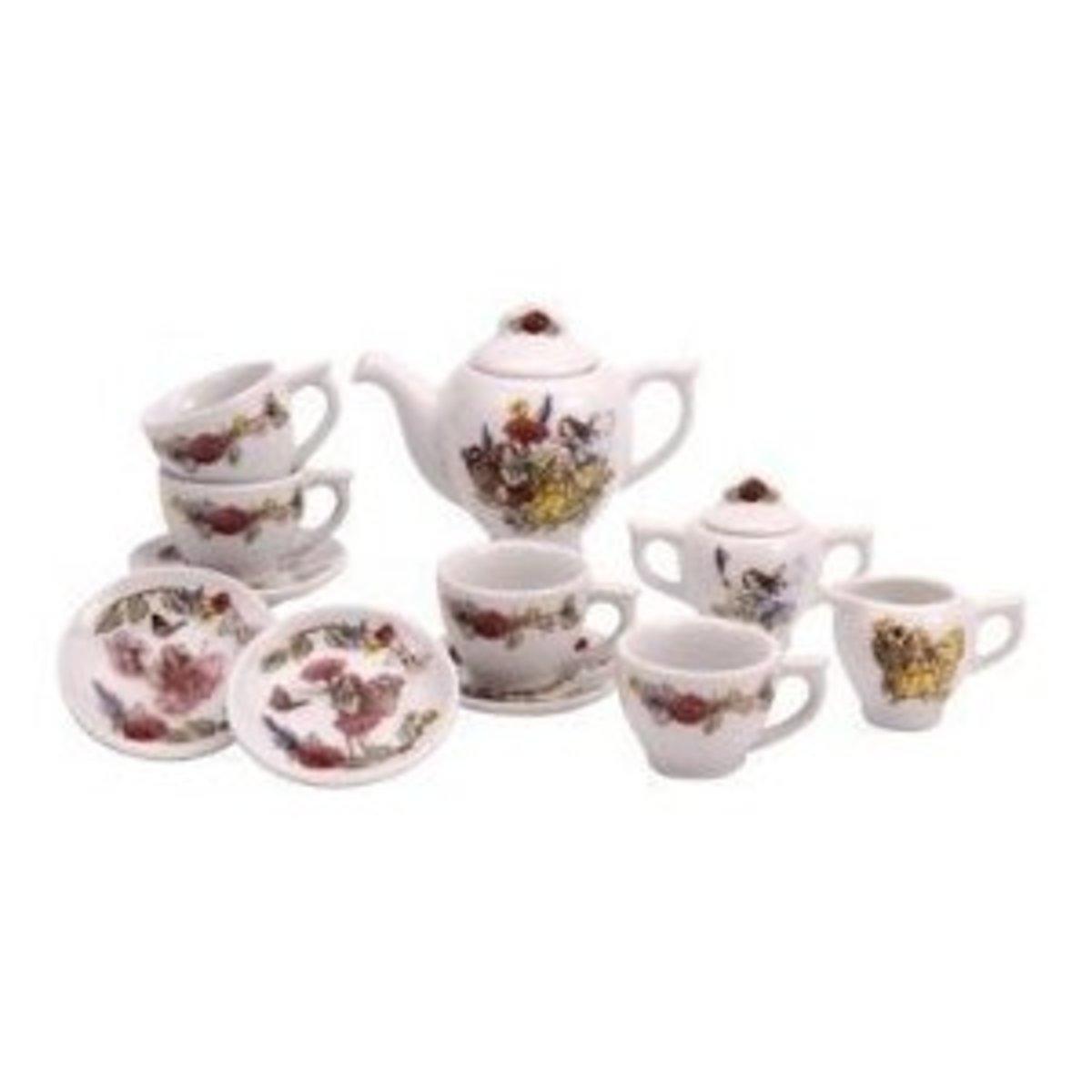 Flower Fairies Tea Set