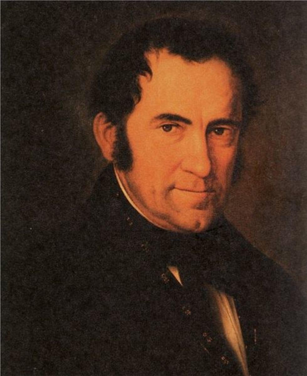 The Composer of Stille Nacht Heilige Nacht - Franz Gruber