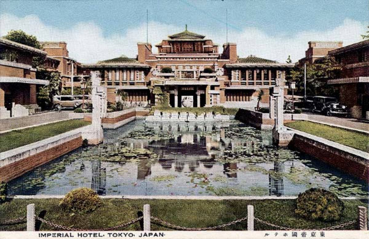 Imperial Hotel Japan