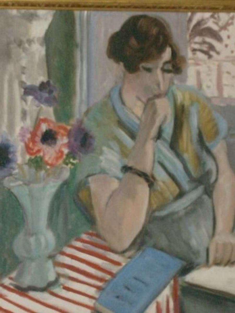 artistic style of Matisse