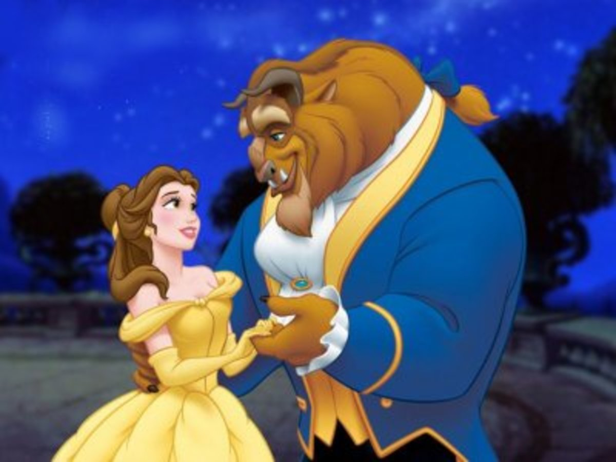 An Analysis of Stereotypes in Disney's Beauty and the Beast