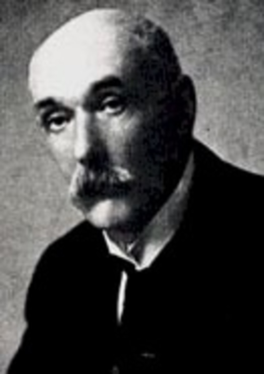 John X Merriman, last Prime Minister of the Cape Colony before Union
