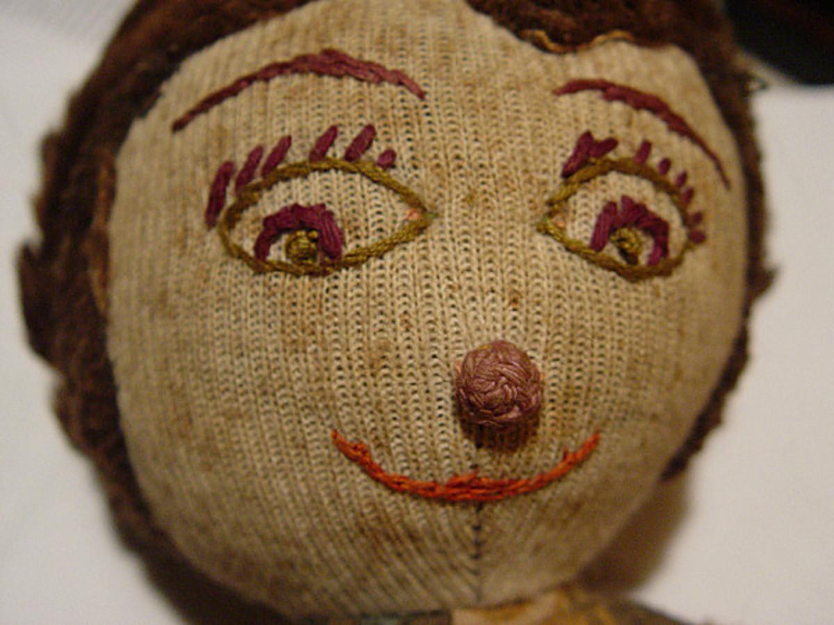 Rag Doll Head