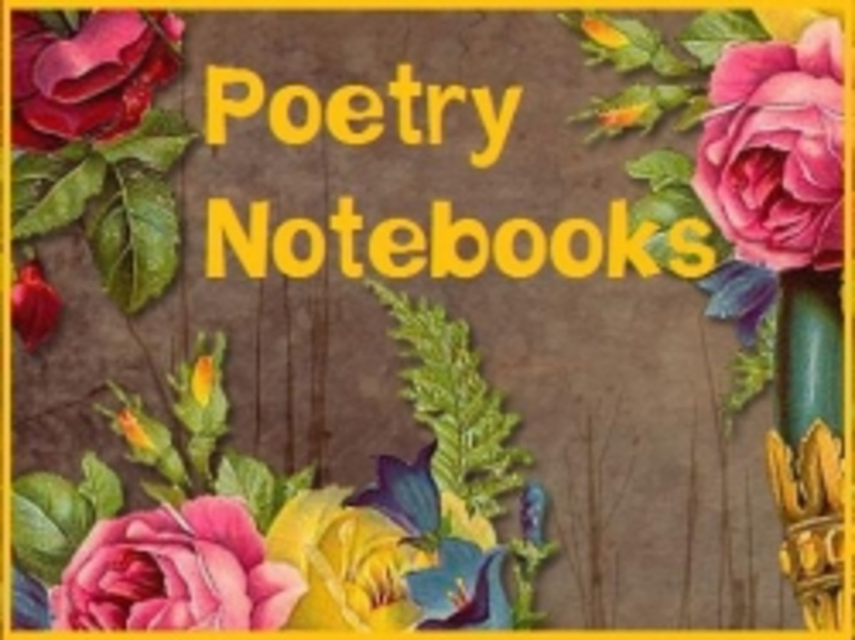 How to Keep a Poetry Notebook