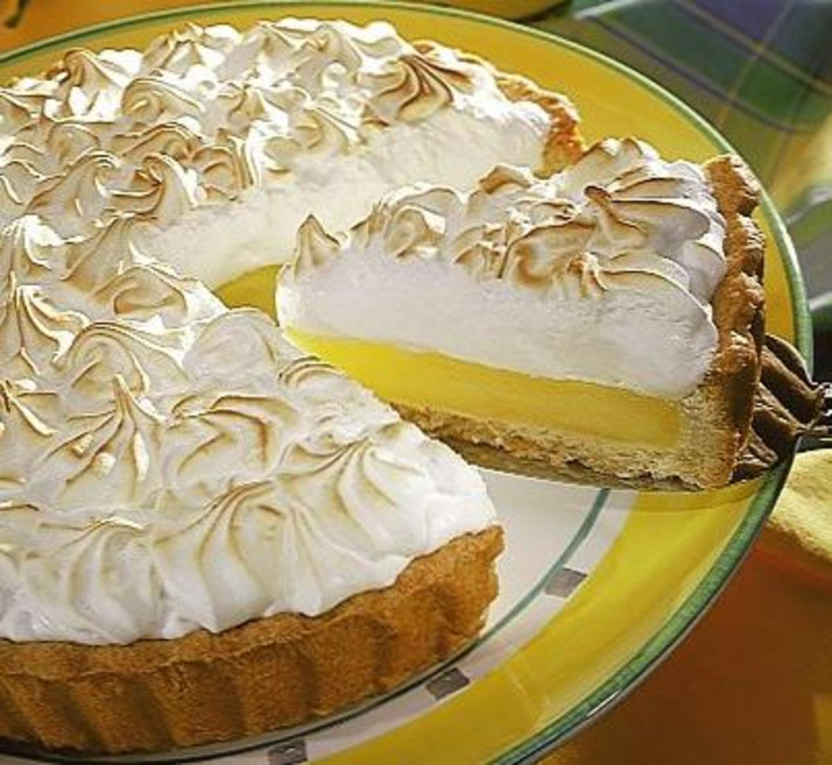Lemon Meringue Pie Recipe, How to Make a Perfect Lemon Meringue Pie
