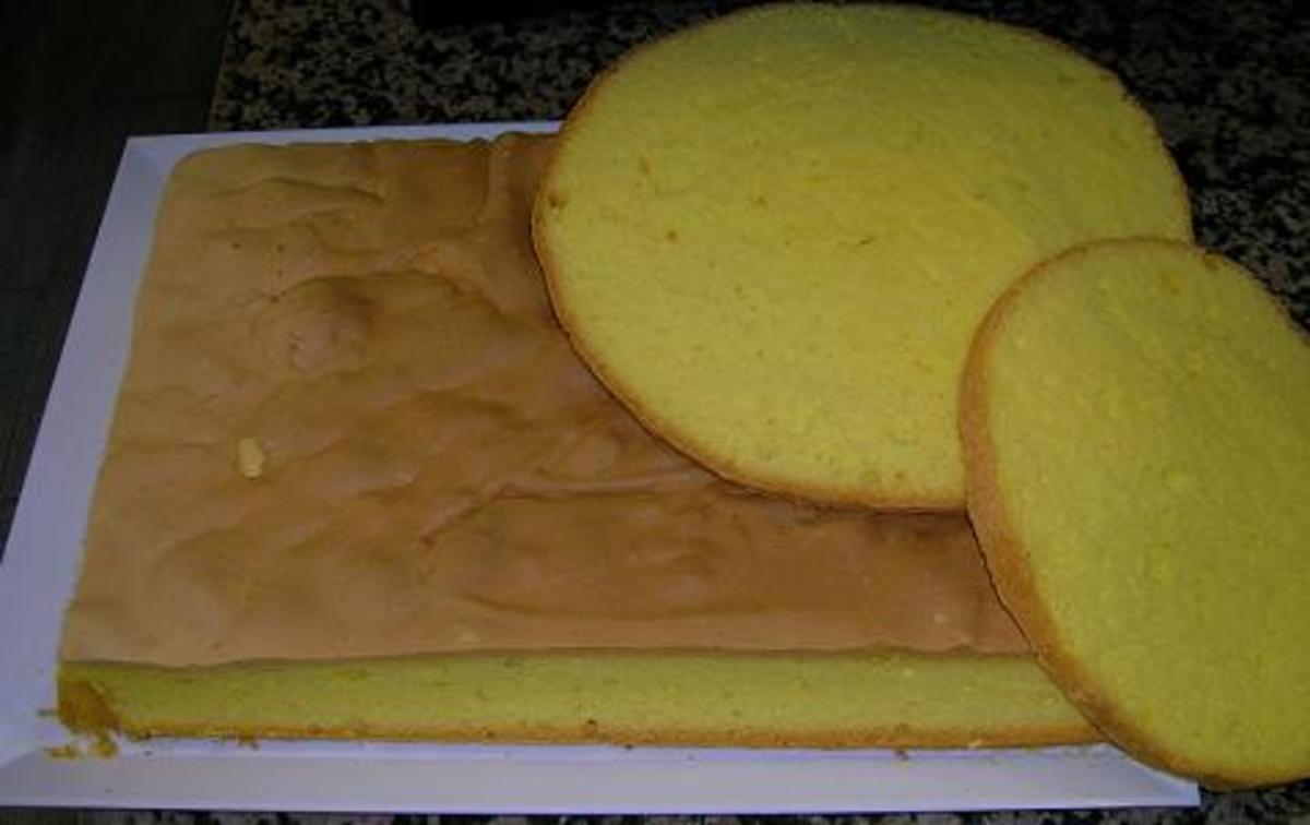 Genoise sponge cake