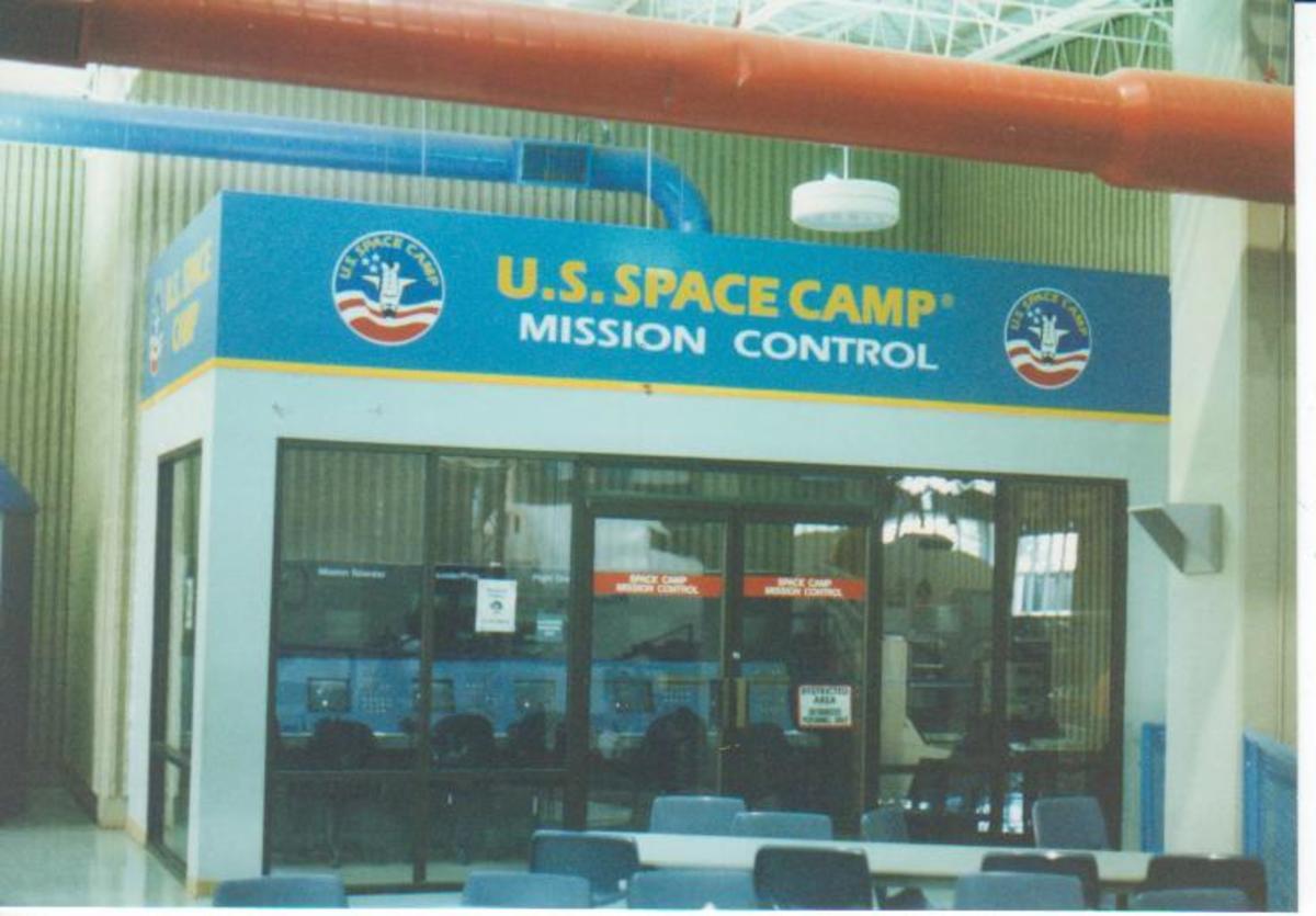 Space Camp Adventures