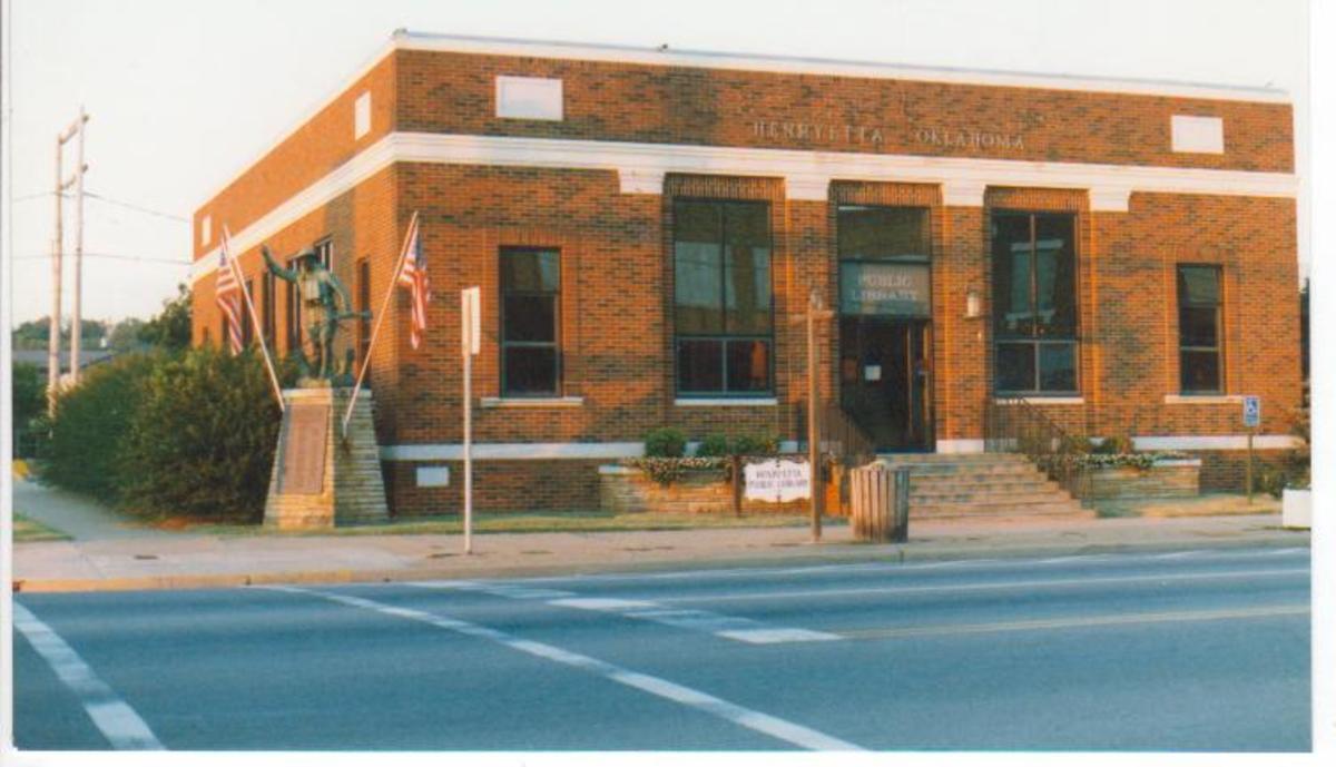 Henryetta, Oklahoma Public Library