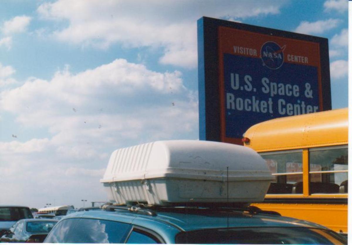 Destination- U.S. Space and Rocket Center