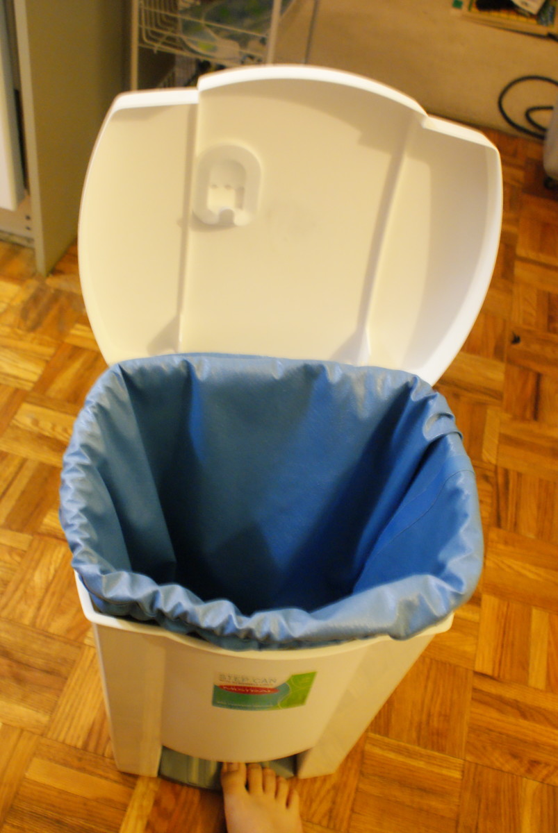 DIY Cloth Diaper Pail