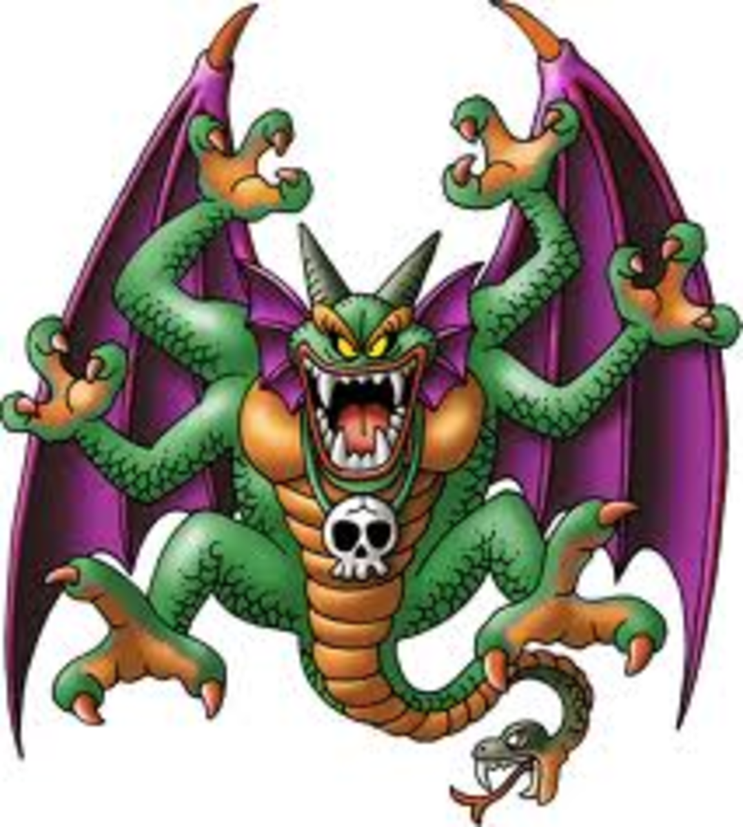 Dragon Quest IX: Legacy Boss Hunter - Malroth