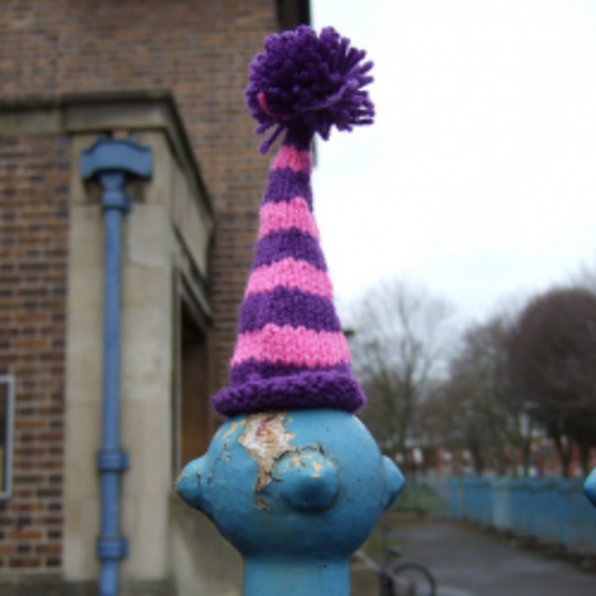 ★ Guerrilla Art | Gardening | Knitting | Cool Street Installations & Feel-Good Public Messages ★